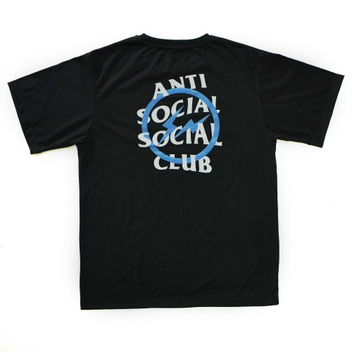 Anti Social Social Club X Fragment Blue Bolt Tee [HOP Batch]